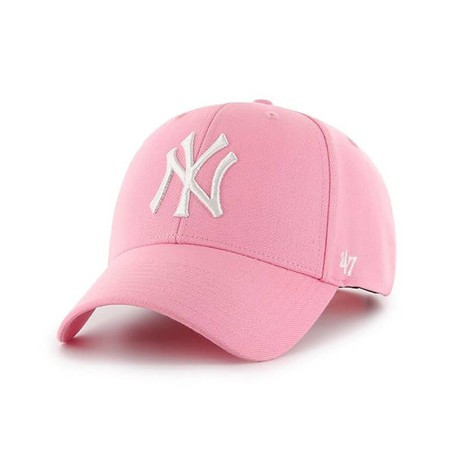 CASQUETTE NY 47 BRAND PINK